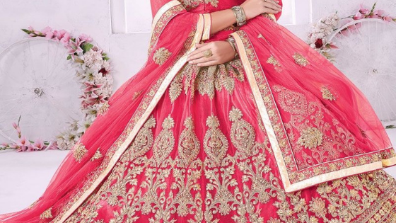 7 Lehenga Designs that are not RED