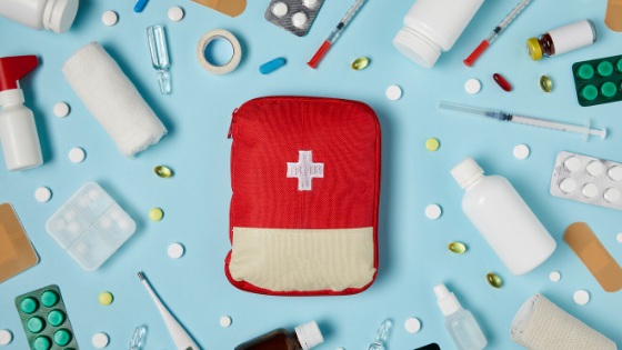How to Put Together a First Aid Kit